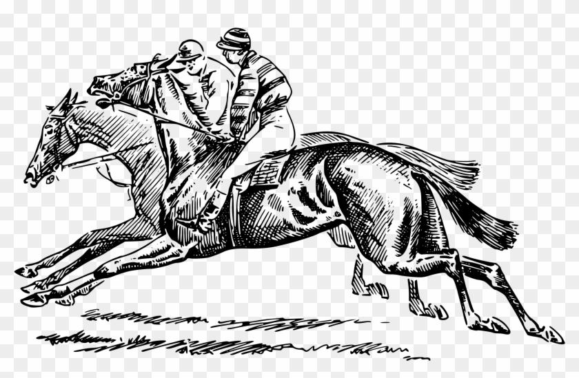 Horse Racing Clip Art , Free Transparent Clipart - ClipartKey