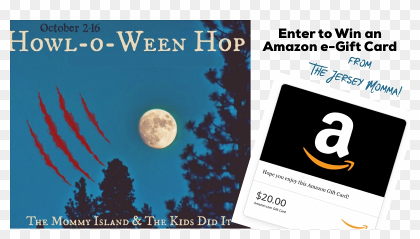 Enter Below To Win A $20 Amazon E-gift Card From The - 4 Oceans Pound Sticker Clipart #1311813