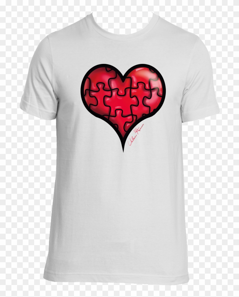 T-shirt With A Heart Png Image Background - Family Everything T Shirt Clipart #1312444