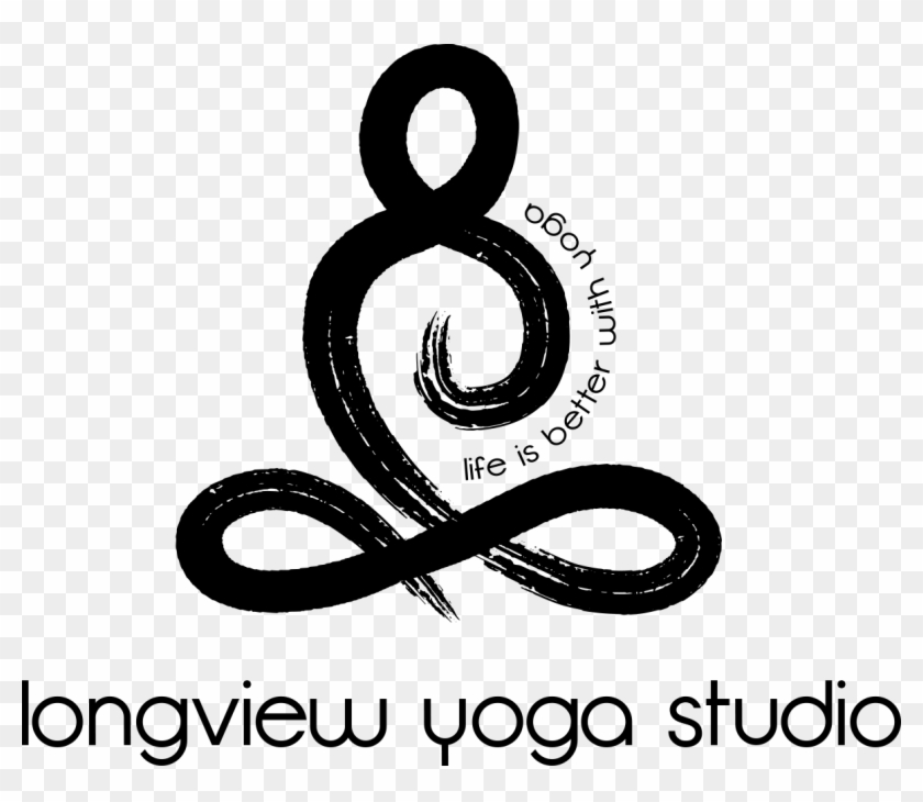 infinite symbol with meditation yoga pose logo design mindfulness symbol clipart 1313783 pikpng infinite symbol with meditation yoga