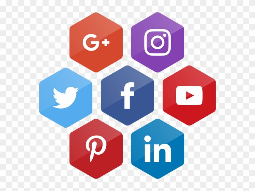 View Pricing - Social Media Png Icon Clipart #1316247