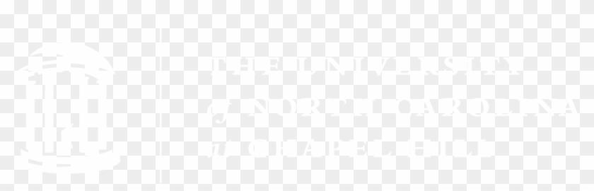 Unc-chapel Hill Logo - University Of North Carolina Logo White Clipart #1319001