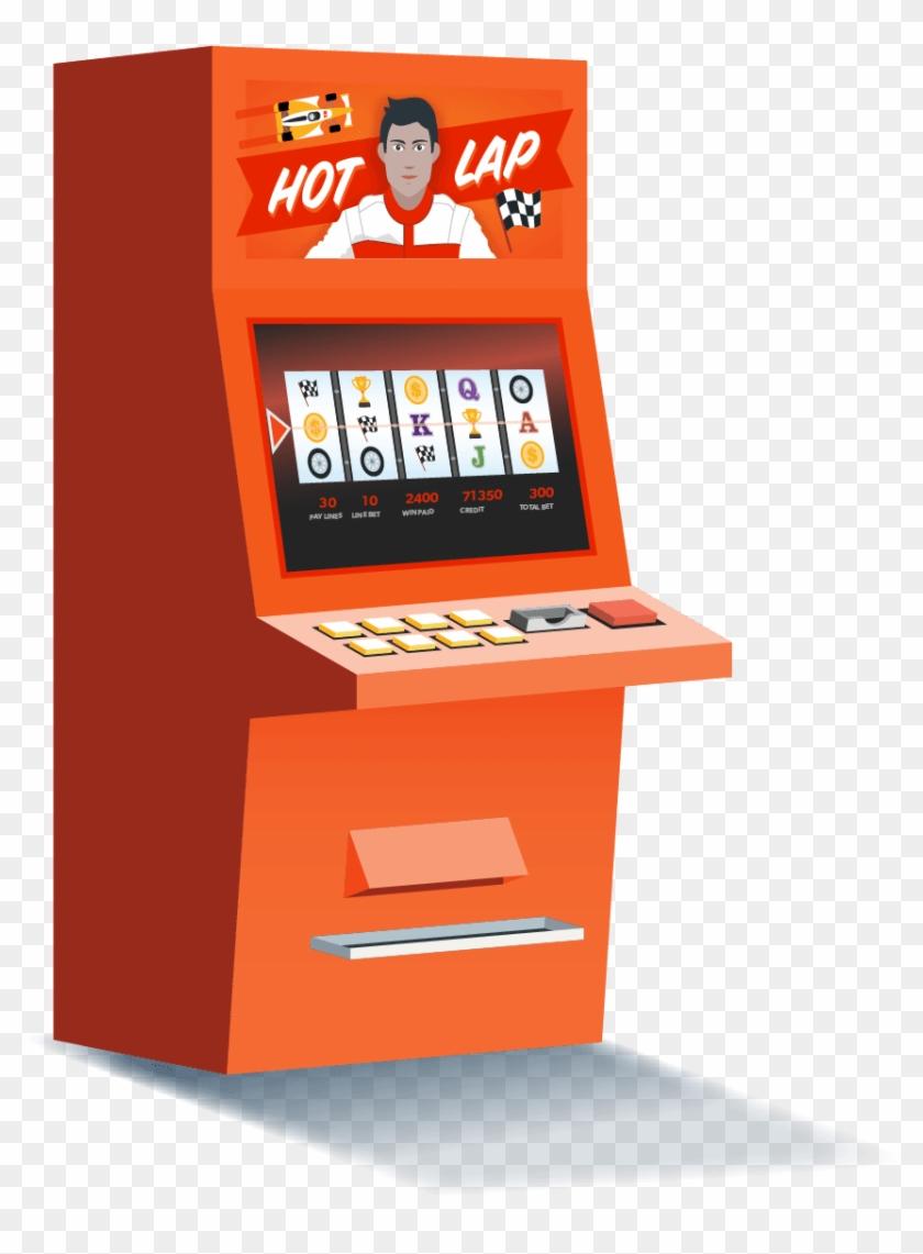 Pokie Machine - Vending Machine Clipart #1319057