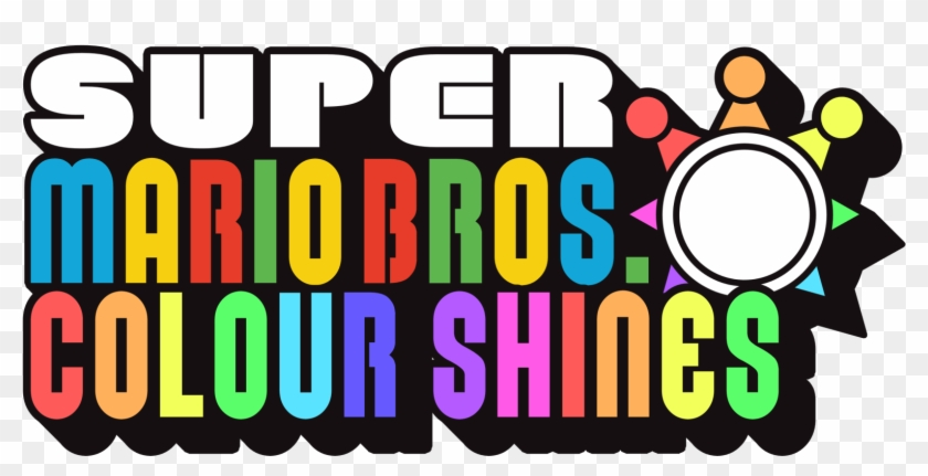 Super Mario Bros 4 Logo Png Download Super Mario Bros X 1 4 4