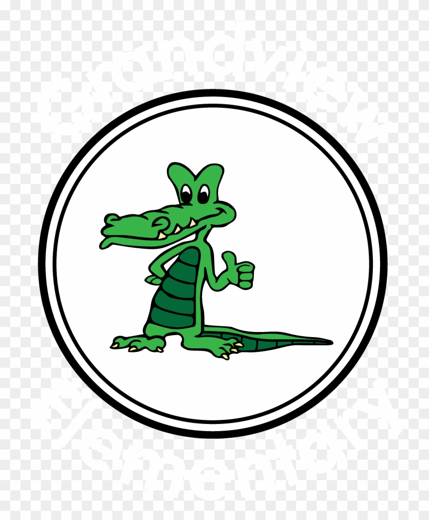 Home Of The Gators A Geary County Usd 475 School - Row Row Row Your Boat Gently Down T Forget To Scream Clipart #1334469