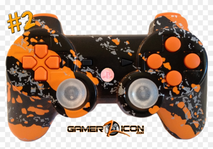 Black Ops 2 Controller - Black Ops 2 Ps3 Controller Clipart #1335259