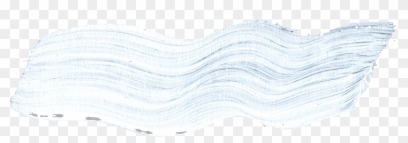 Png File Size - White Brush Stroke Png Clipart #1340568