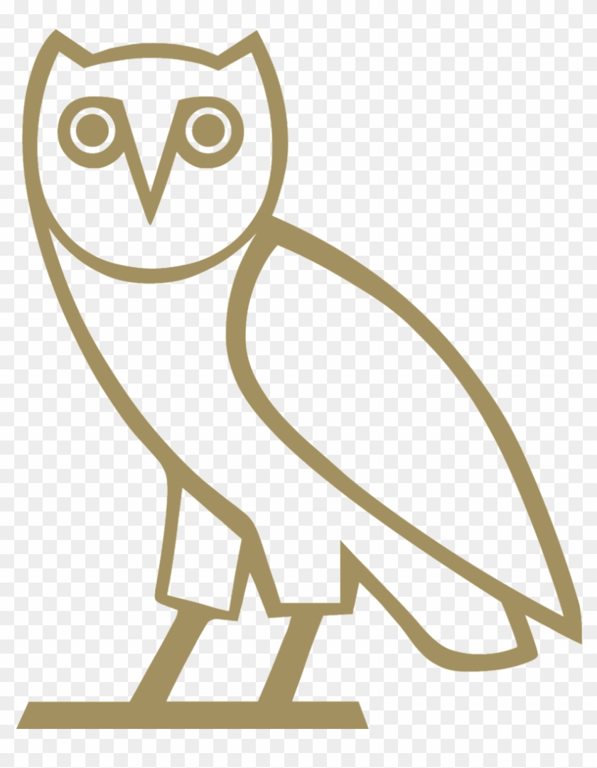 Ovo Owl Png , Png Download - Ovo Owl Transparent Clipart #1345522