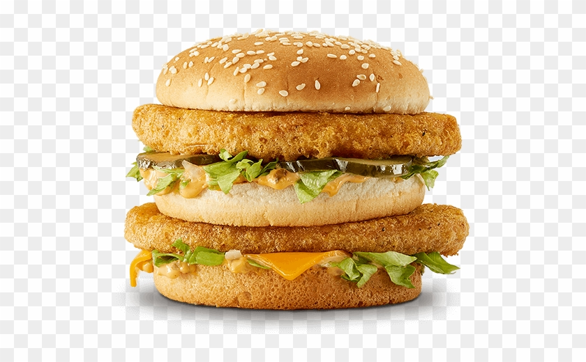 Chicken Bic Mac The Verdict - Mcdonald's Chicken Big Mac Clipart #1355775