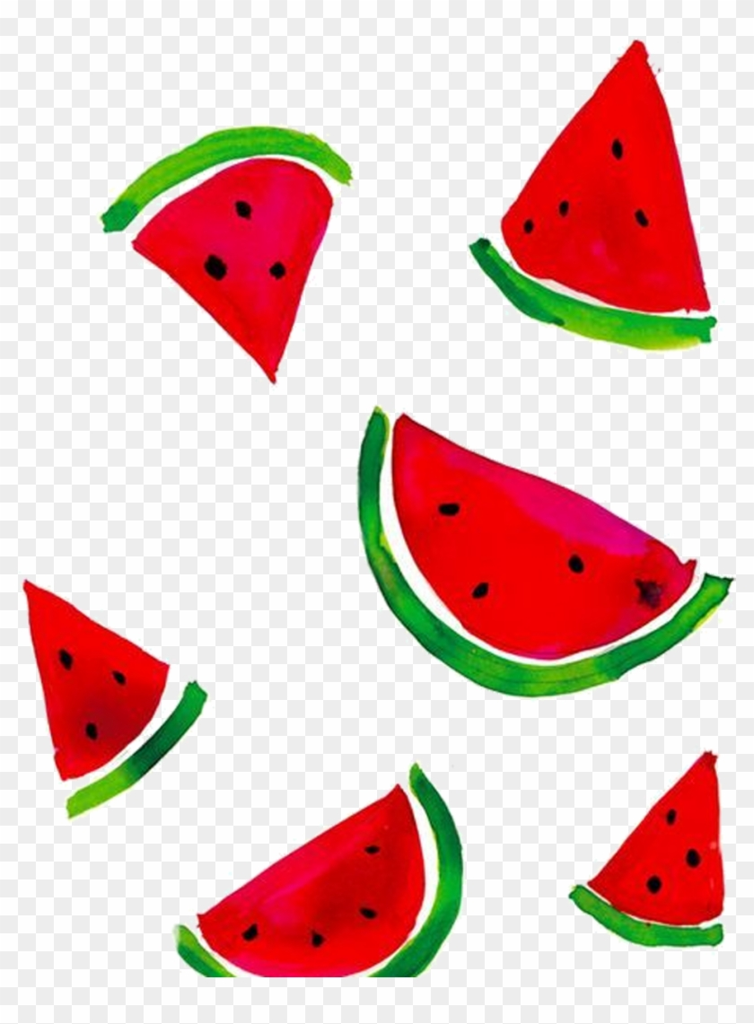 Jpg Black And White Download Collection Of Drawing - Watermelon Drawing Png Clipart@pikpng.com