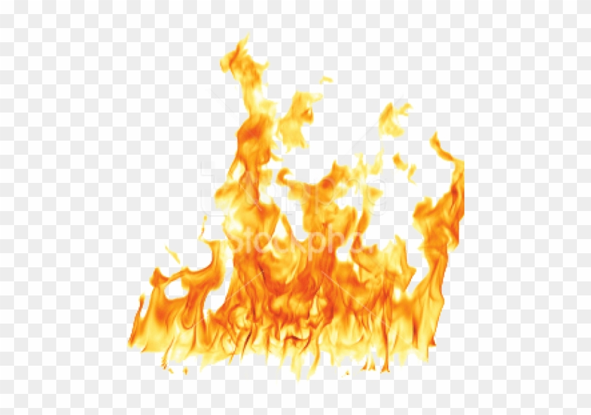 Free Png Download Fire Flames Png Png Images Background - Fire Effect White Background Clipart #1363636