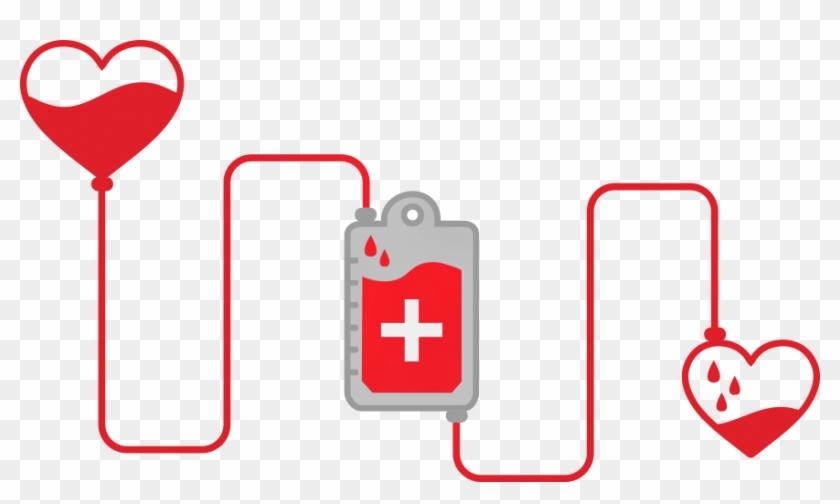 Blood Donation Transparent Images Png - Blood Donation No Background Clipart #1367340