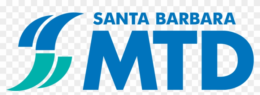 Mtd Logo Main - Santa Barbara Mtd Logo Clipart #1372197