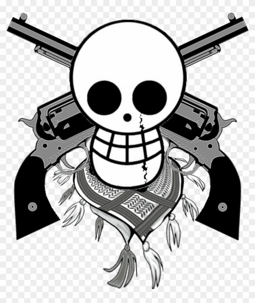 Sharing My Jolly Roger Simple One Piece Jolly Roger Clipart