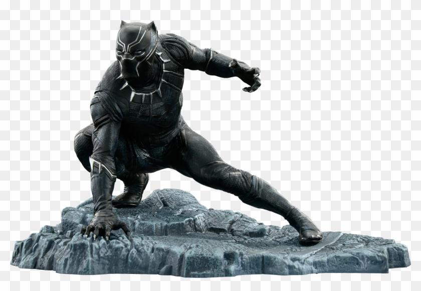 Civil War - Black Panther Marvel Gallery Clipart #1374335