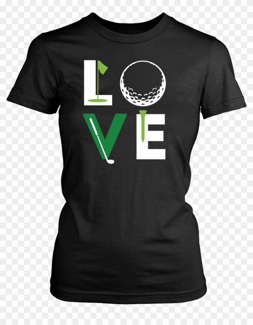 If You Are A Proud Golf Player & Enthusiast Then Love - Active Shirt Clipart #1380372