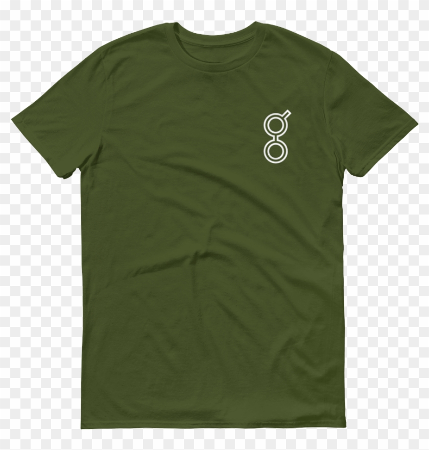 Golem / Gnt Osw T Shirt Premium City Green Crypto & - Let The Dogs Out Shirt Clipart #1381164
