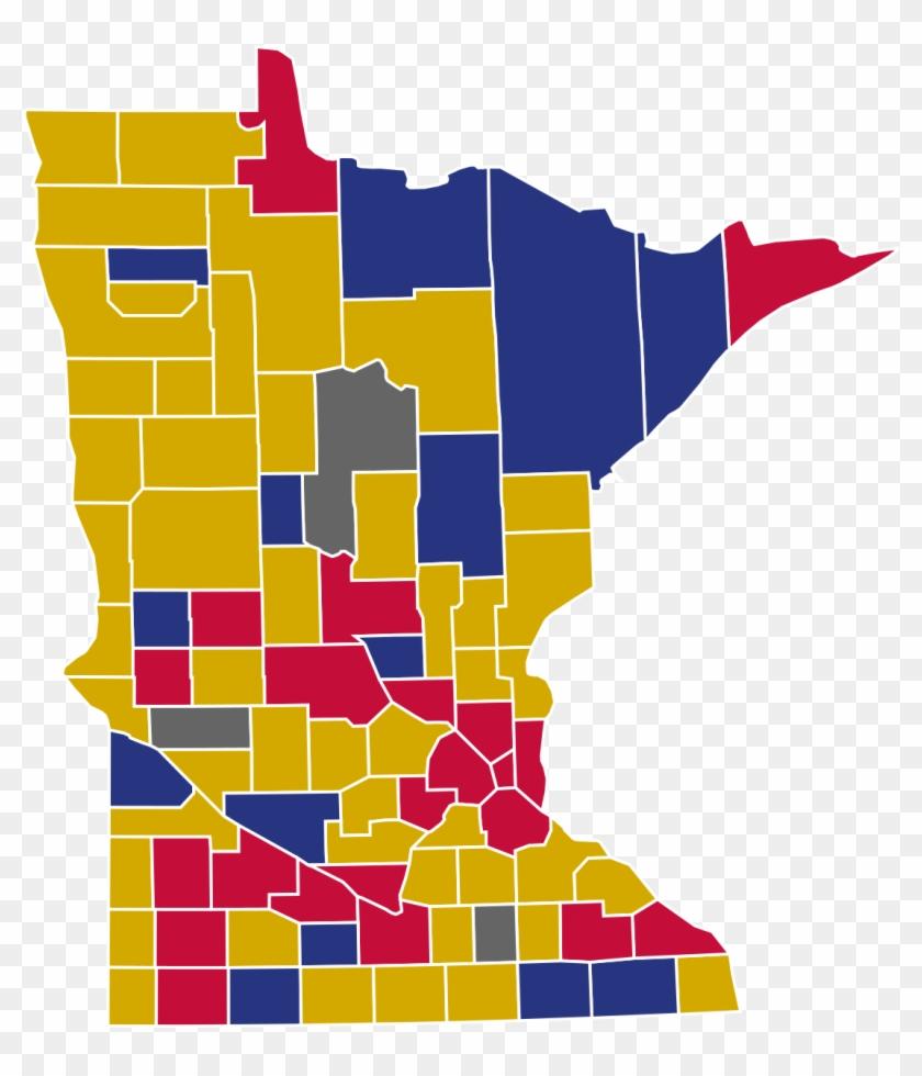 1200 X 1345 8 - Minnesota 2016 Presidential Election Clipart #1386731