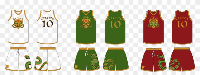 Boston Celtics Redesign Charlotte Hornets Concept Jersey Clipart 1392319 Pikpng