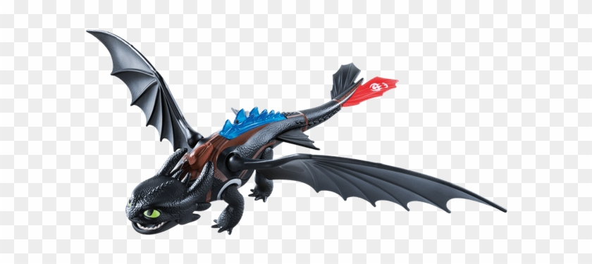 Which Part Of Toothless Did Hiccup Replace With A Prosthetic - Playmobil How To Train Your Dragon Clipart #1394795