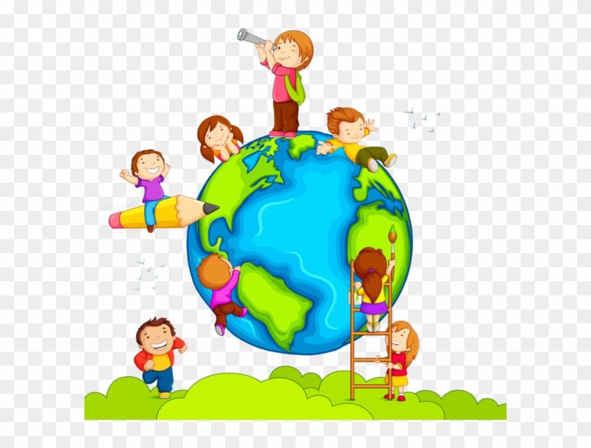 Toddler Exploration - School Activities Clipart - Png Download #1398668
