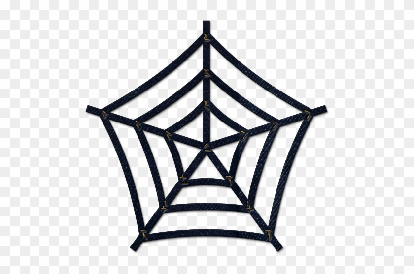 Spider Web Icon Clipart Best - Icon Spiderweb - Png Download #1399983