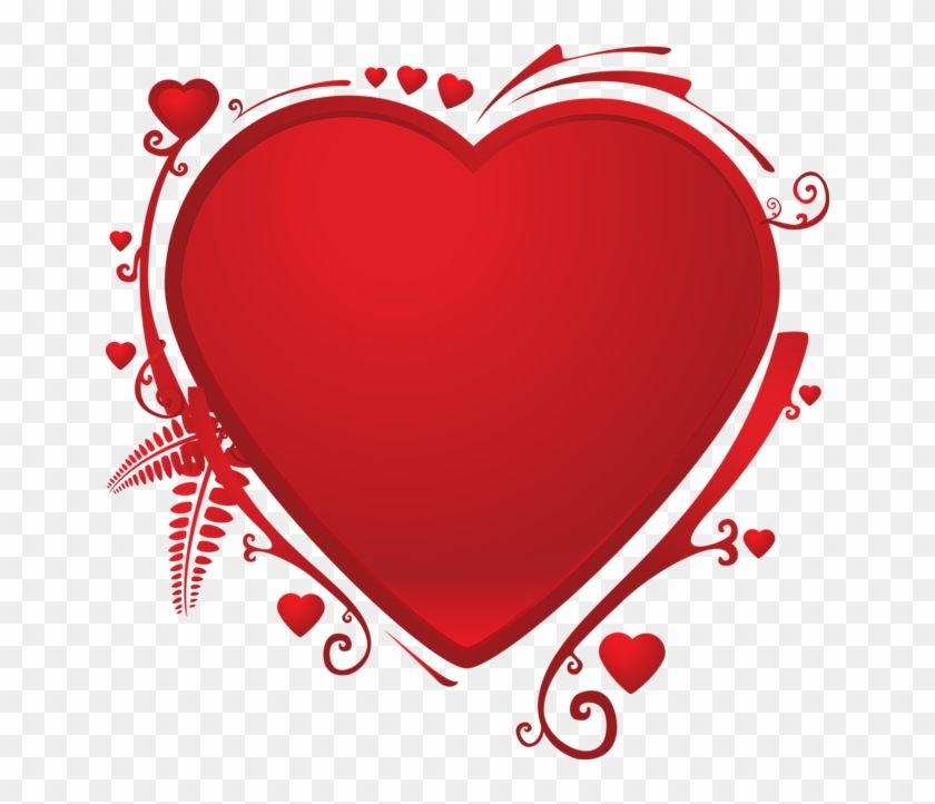 Heart Png Image, Free Download - Love Heart Hd Png Clipart #141233