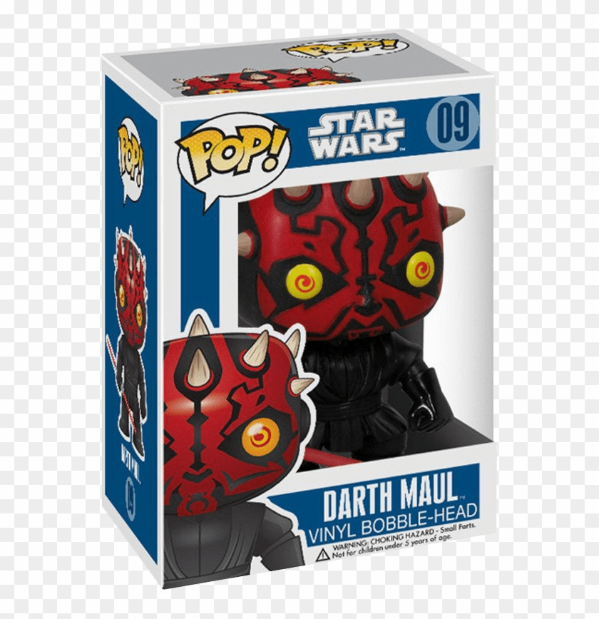 Funko Pop Star Wars Darth Maul Funko Pop Star Wars Darth