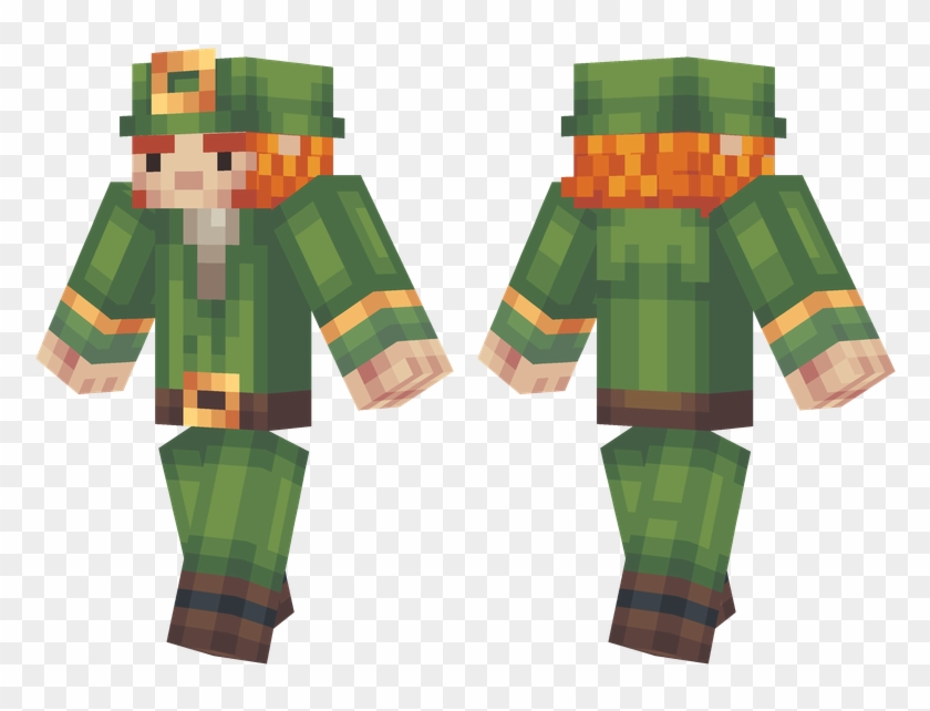 Leprechaun - Fnaf Puppet Skin Minecraft Pe Clipart #143783