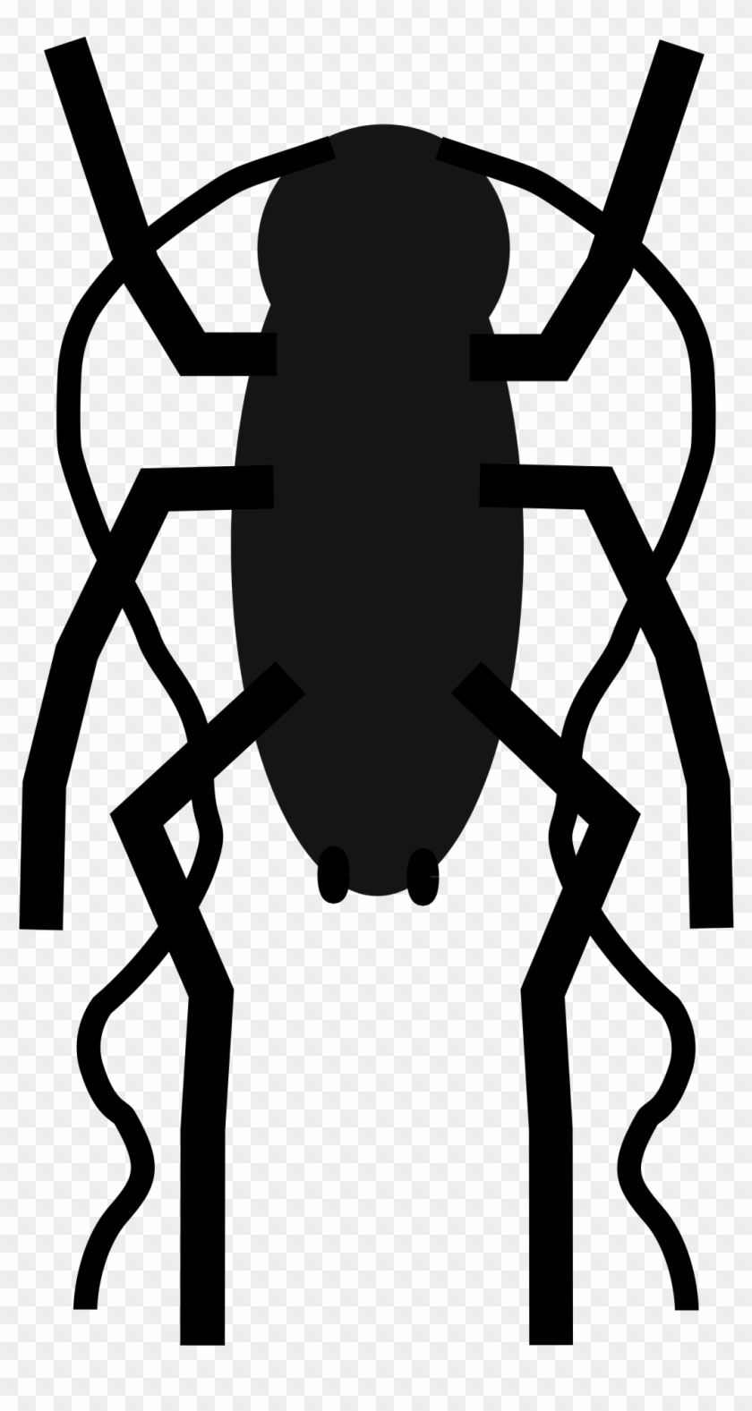 Big Image - Cockroach Clipart #145417
