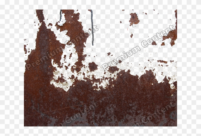 Rusted Decals - Rust Metal Texture Png Clipart #149813