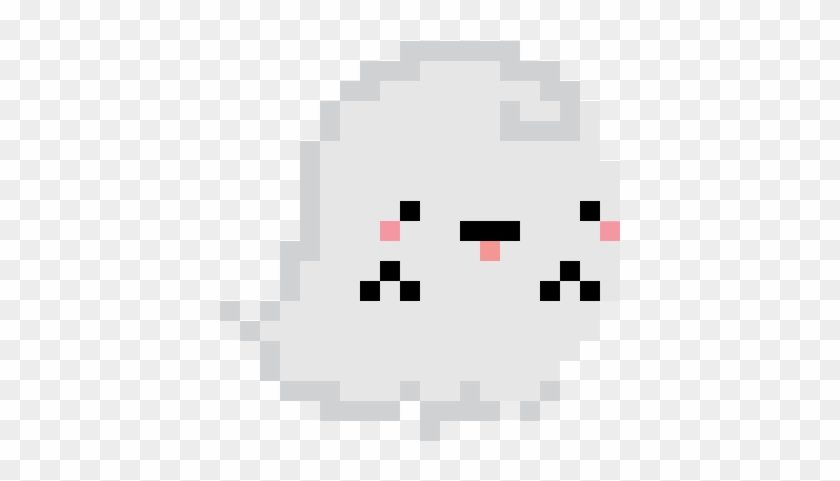 Kawaii Pixel Ghost Stickers Messages Sticker-3 - Game Over Pac Man Gif Clipart #1400773