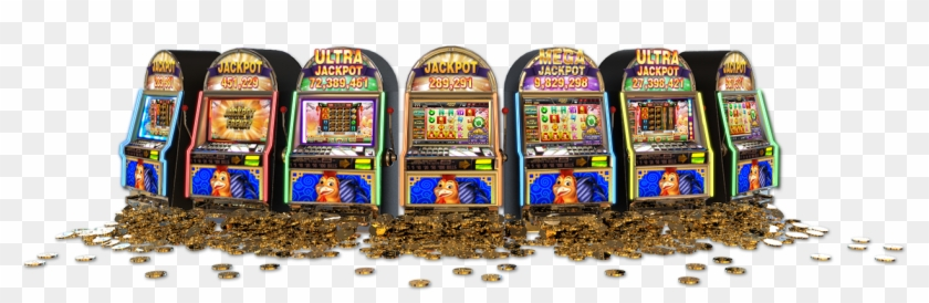 Jackpot Lobby Creates A New Slot Era And Xin Game Experience - Slot Machine Clipart #1401783