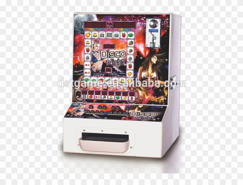 Video Game Arcade Cabinet Clipart #1402421