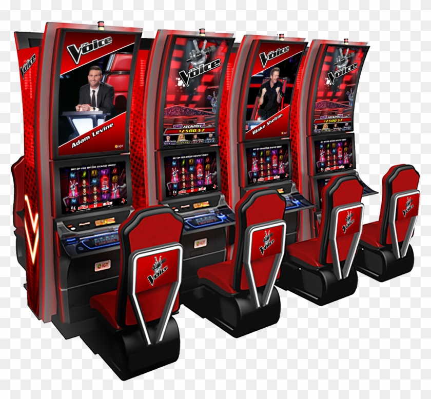One Of The Most Popular Slot Machines Inside Pechanga - Video Game Arcade Cabinet Clipart #1402459