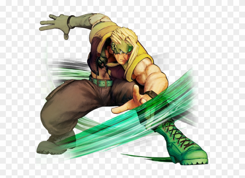 Street Fighter V Png Street Fighter 5 Character Png Clipart