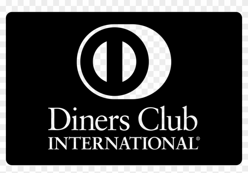 Diners Club Credit Card Logo Comments - Diners Club International Clipart #1408024