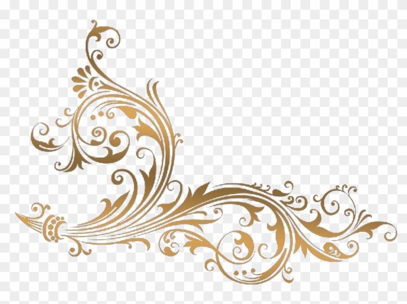 #lines #lineas #líneas #ornamental #decorative #decorativo - Lineas Ornamentales Png Clipart #1413049