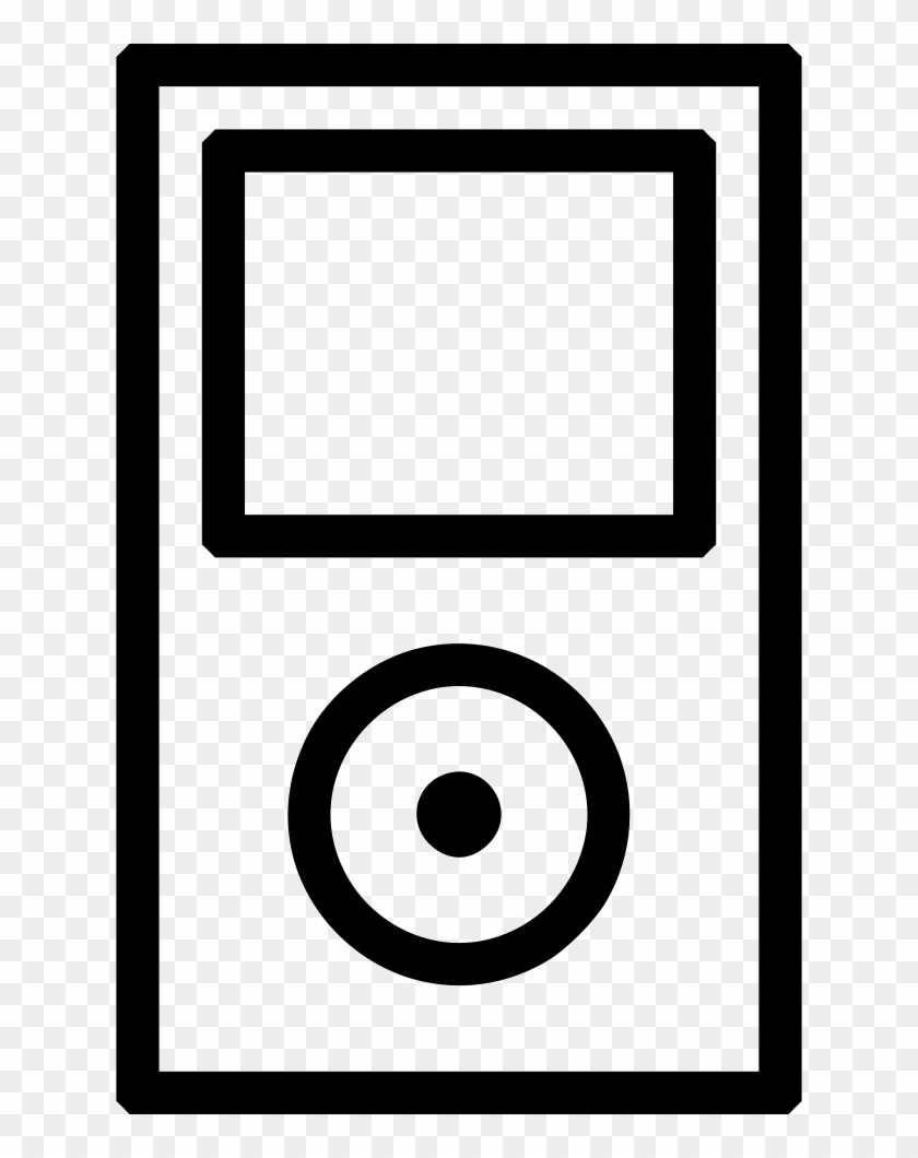 Apple Ipod Music Nano Device Sound Fun Comments - Ipod Clipart #1425006