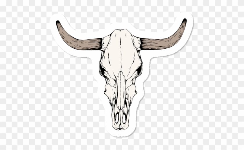 Clipart Free Download Bull Svg - Bull Head Png Transparent Png (#529344) -  PinClipart