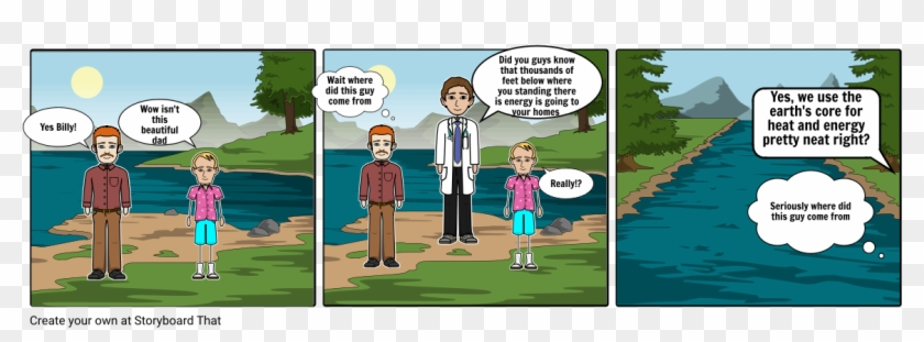 Science Work - Water Droplet Life Cycle Clipart #1429912