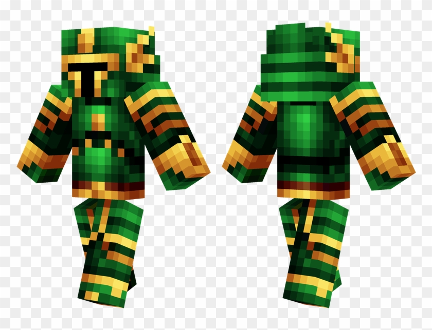 Discover Ideas About Mc Skins - Best Minecraft Skins King Clipart #1432177