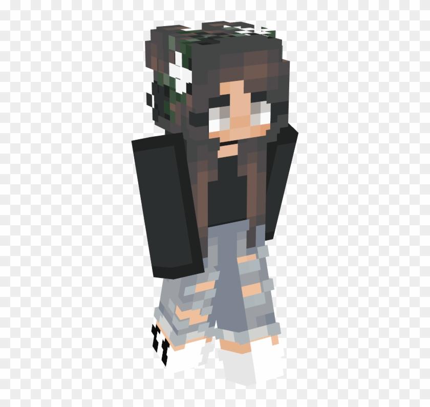 Minecraft Skins Female, Minecraft Girl Skins, Minecraft - Minecraft Girl Skin Clipart #1433492