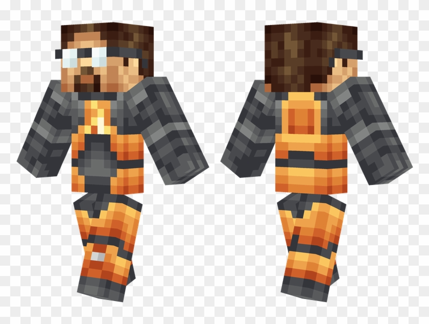 Minecraft Skins Cool Green , Png Download - Wood Clipart #1433829