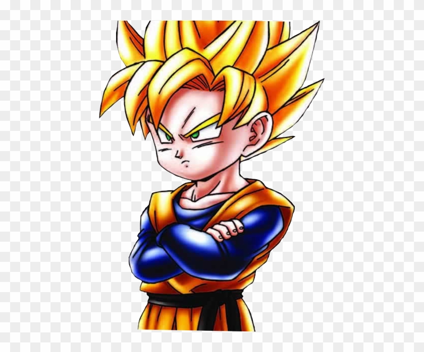 Dragon Ball Z Images Goten Wallpaper And Background Dragon Ball Z Gotan Clipart 1435697 Pikpng