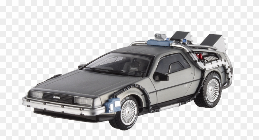 Back To Future Png - Back To The Future Time Car Clipart #1436763