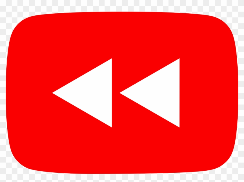 Youtube Rewind Logo Hd Png Download 1441117 Pikpng