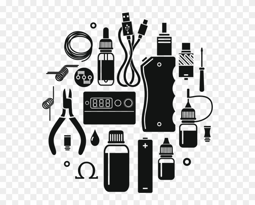 Placeholder - Vaping Accessories Clipart #1442054