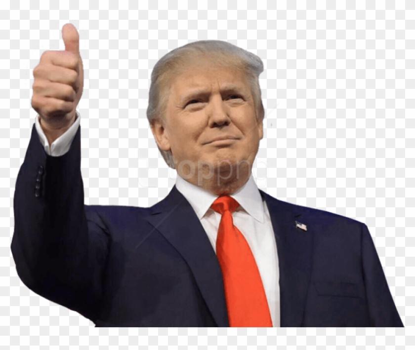 Free Png Donald Trump Png Images Transparent - Donald Trump Png Clipart #1443240