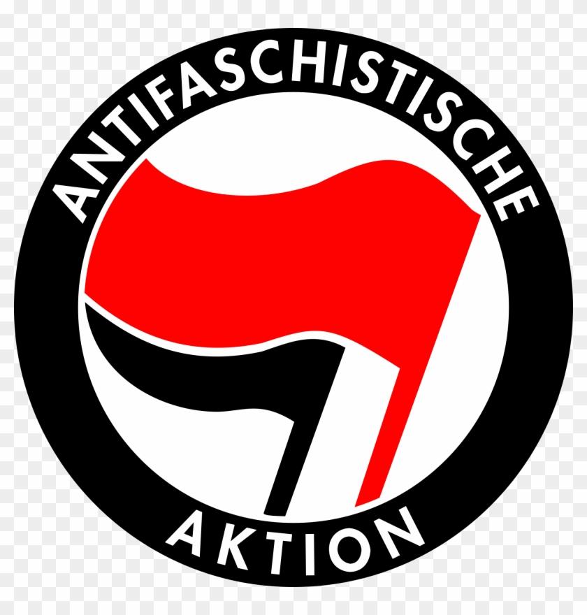 No, Donald Trump Can't Declare Antifa A Terrorist Group - Logo Anti Fascism Clipart #1443503